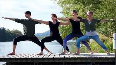 Acrobatic Yoga Warrior Group in 79713 Bad Säckingen