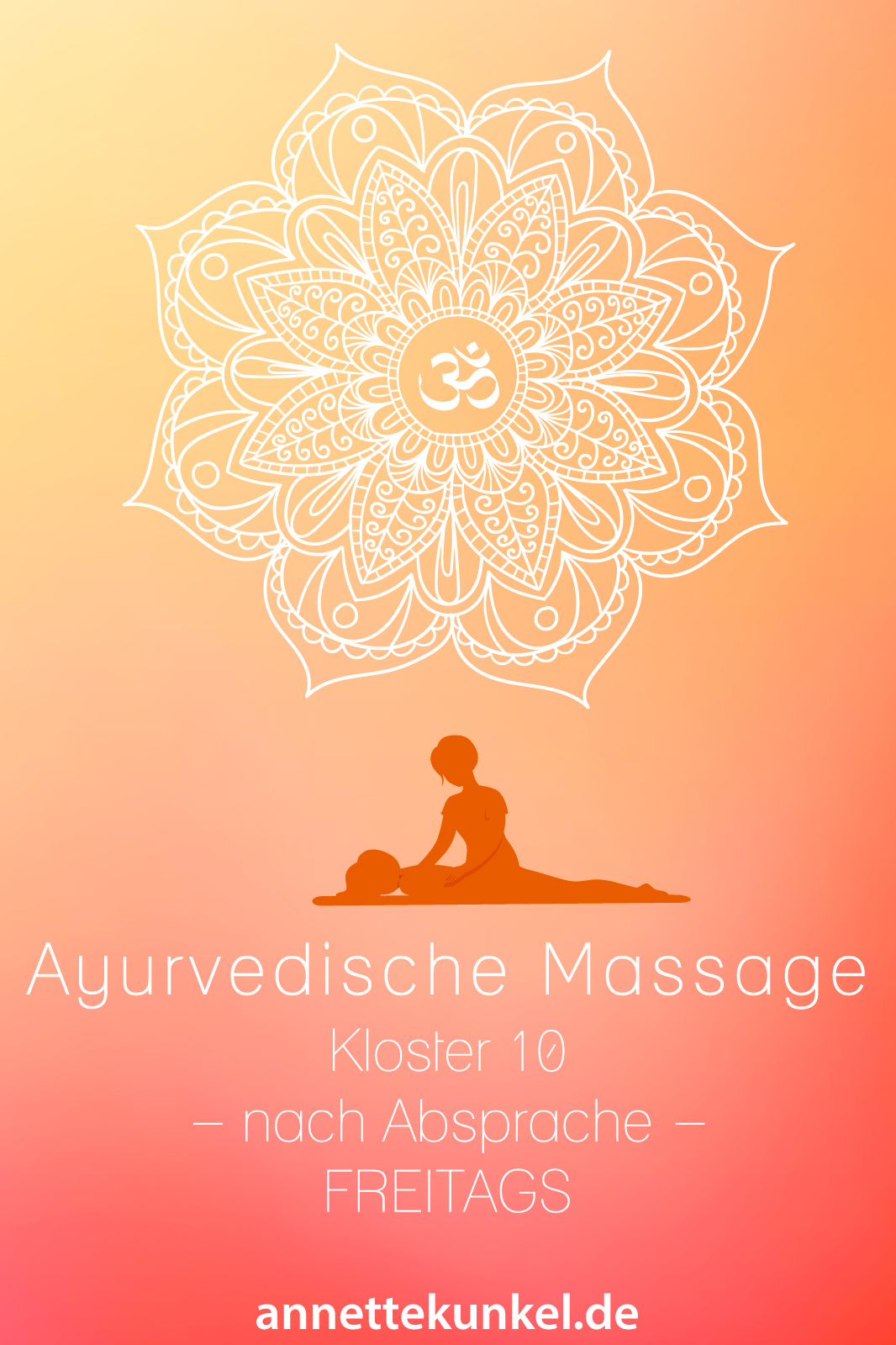 Ayurvedische Massage in Bad Säckingen ab 55 Euro - erholsame Einzelsession.