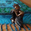 Bhudda Statue von Annette Kunkel