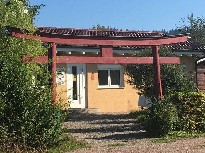 Hier findet Bhava Yoga statt - im tollen Judo Club in Obersäckingen.
