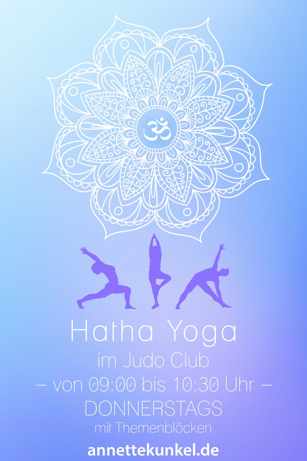 Hatha Yoga in Bad Säckingen ab 10 Euro - direkt am Rhein - angenehme Hatha Yoga Stunde.