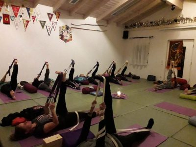 Hatha Yoga in Bad Säckingen mit Annette Kunkel ab 10 Euro - direkt am Rhein
