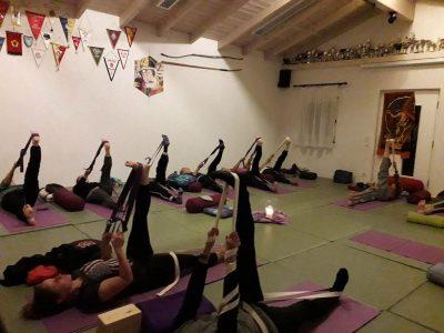 Hatha Yoga in Bad Säckingen mit Annette Kunkel ab 10 Euro - direkt am Rhein