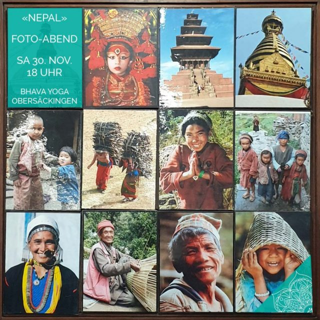 mit Jutta für alle Bhava Yogis und Yoginiskulinarisch begleitet Bidjafreundliches Kennenlernen und Austauschen.