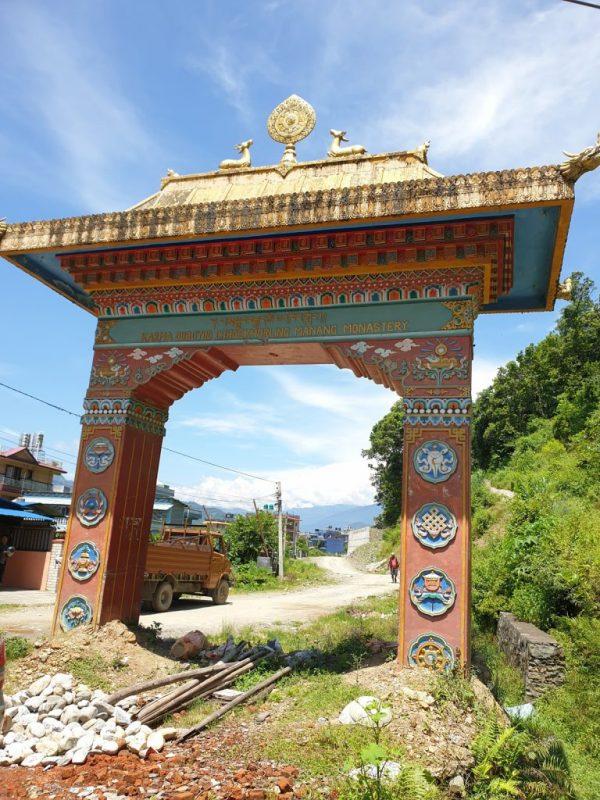 karma-monastery-pokhara